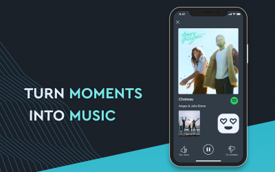 Cyanite PLAY – New app that provides suitable music recommendations for videos