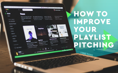 The 3 Best Ways to Improve your Playlist Pitching with CYANITE – 2.0