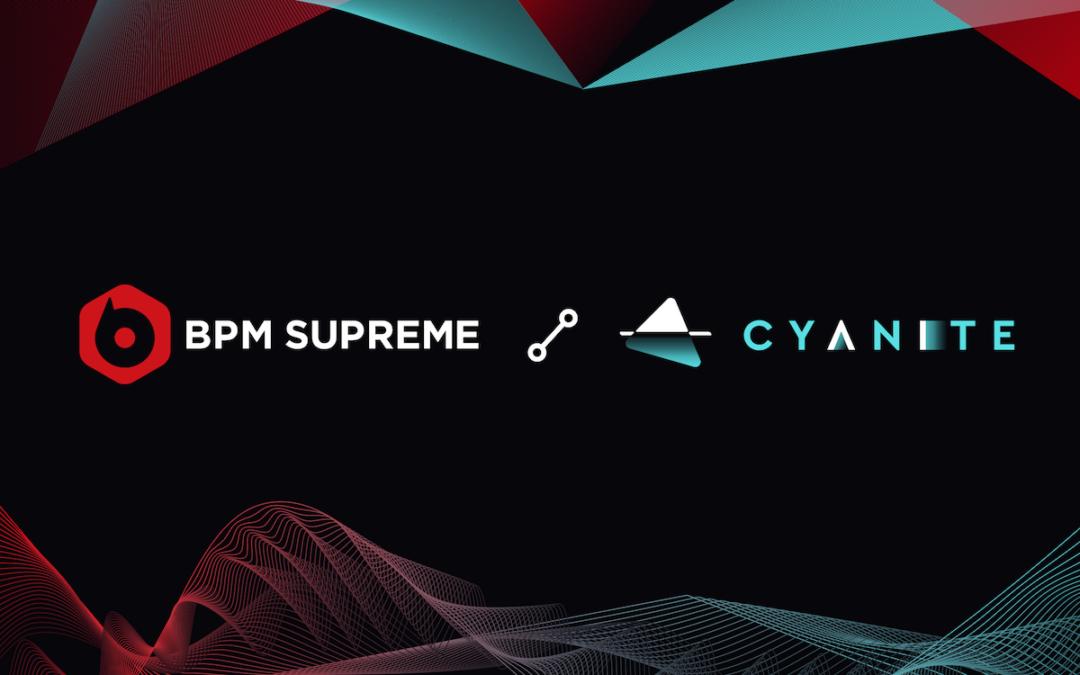 PR: BPM Supreme integrates Cyanite's algorithms