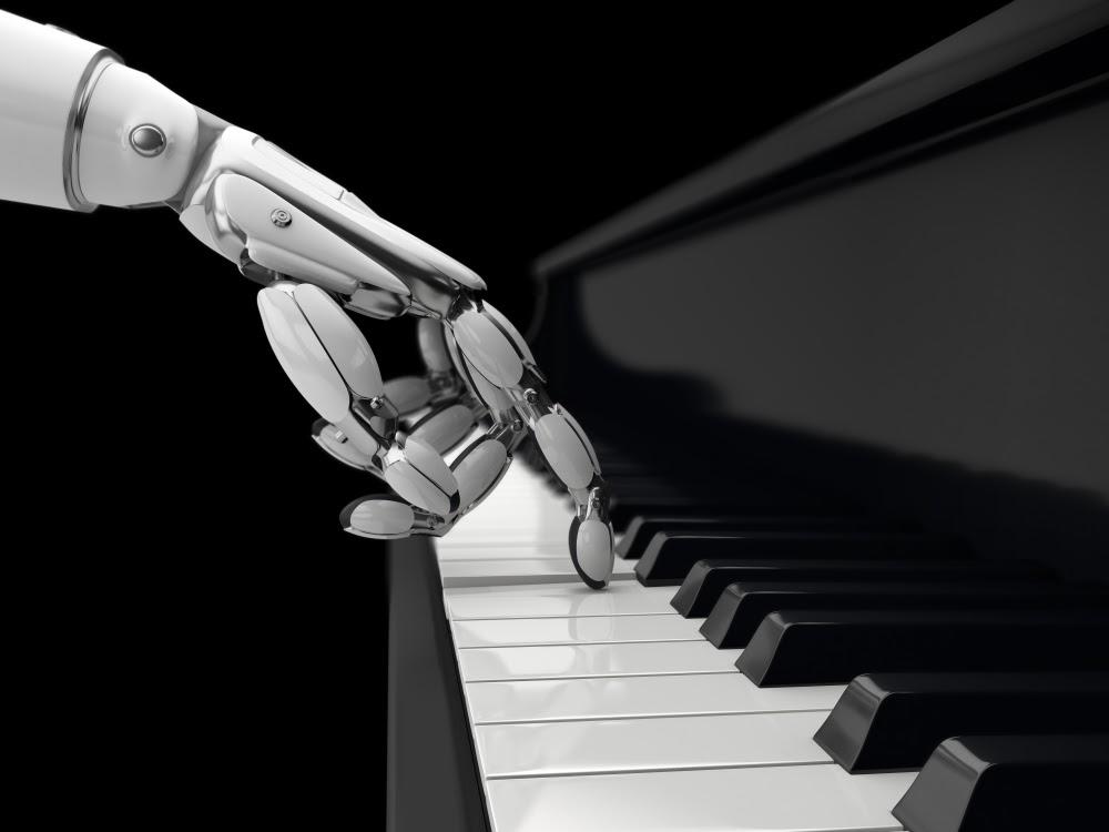 AI Robot & Music